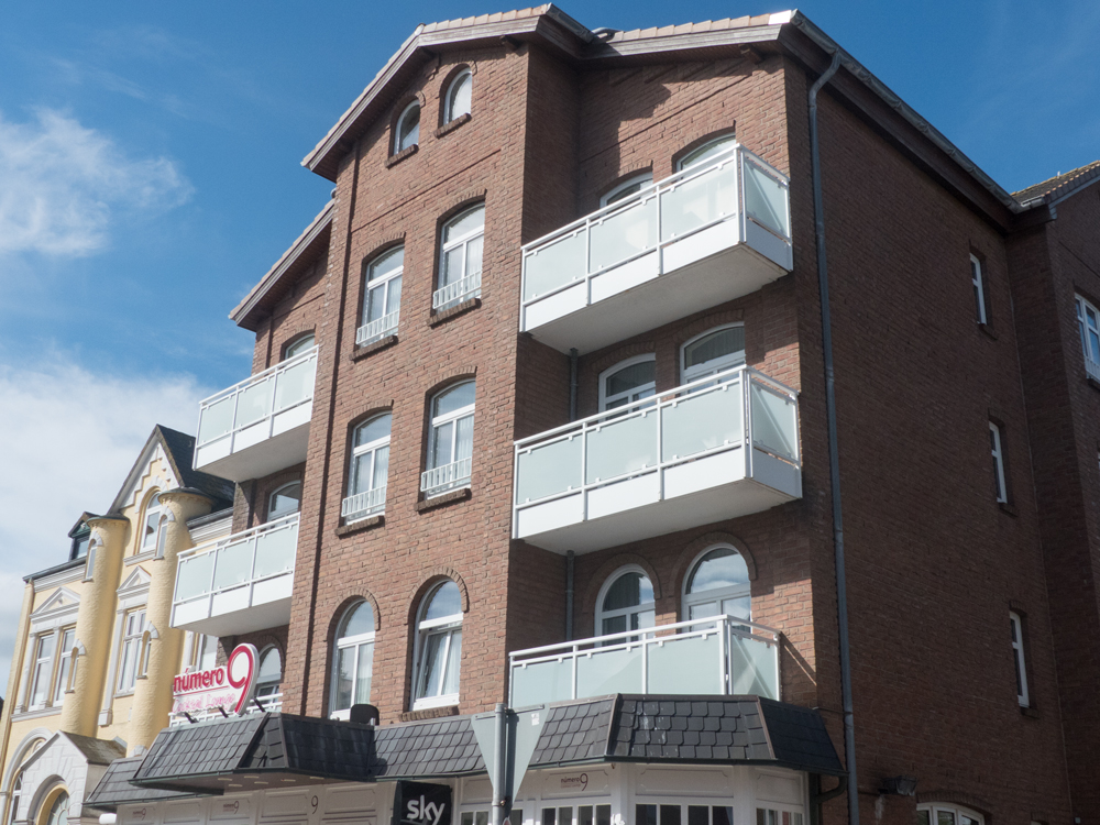 Balkone Sylt